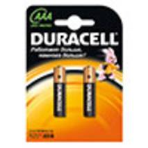 Елемент живлення DURACELL LR03/AAA Basic (2 шт.)