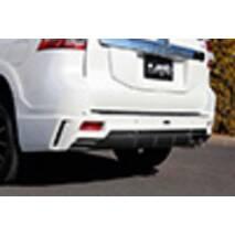 Антикрылья и спойлеры JAOS JAOS Rear Half Spoiler Toyota LC-150 13+ B026066