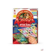 "Абетка - пазл ""Казкове королівство"" Danko toys (рос.)"