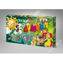 Игра Детское Домино Danko toys