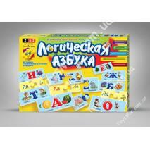 Логічна Абетка Danko toys (рос)
