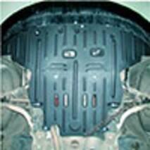 Защита днища Полигон-Авто Audi A4 1.6/1.8/1.8T/2.0/2.8 АКПП 1995-2007 A