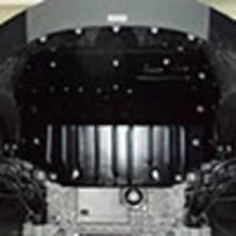 Защита днища Полигон-Авто Seat Altea 4 Freetreck 2007-2013 F