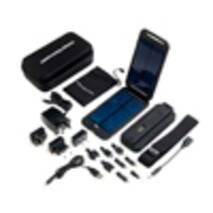 Зарядное для портативных устройств Powertraveller Powermonkey Extreme BLACK PMEXT003