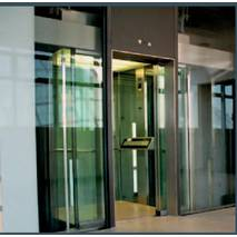 Ліфт пасажирський MALACHIT