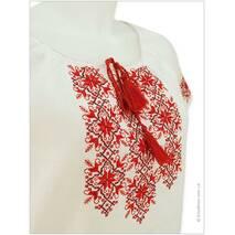 Рубашка-вышиванка с коротким рукавом