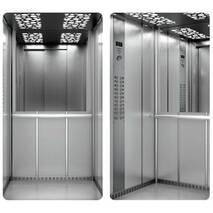 Пасажирські ліфти EF