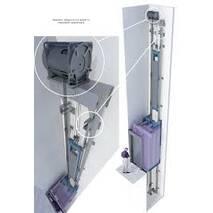 Електричний ліфт без машинного відділення ОПТІМУС EFR