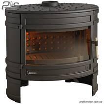 Чавунна піч INVICTA ANGOR антрацит - 12 кВт