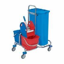 Гостинничные  візка і візка для прибирання. Avial Візок для прибирання  02.20.120.CH