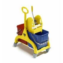 Гостинничные  візка і візка для прибирання. Avial Візок для прибирання Nick 30l. 6180.