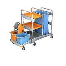 Гостинничные  візка і візка для прибирання. Avial Візок для прибирання приміщень  TSZ - 0006