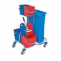 Гостинничные  візка і візка для прибирання. Avial Візок  для прибирання 02.20.120.KW.CH