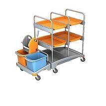 Гостинничные  візка і візка для прибирання. Avial Візок для прибирання приміщень TSZ - 0010.