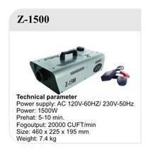 Генератор диму Z-1500 fog