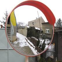Обзорное зеркало наблюдения UNI 800 cap