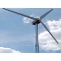 Вітрогенератори з контролером у складі системи