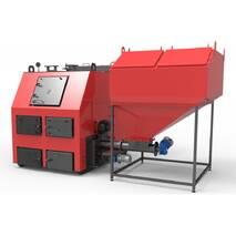 Котел водогрійний твердопаливний «РЕТРА-4М» 1500 кВт