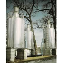 Установка знезалізнення та дегазації питної води