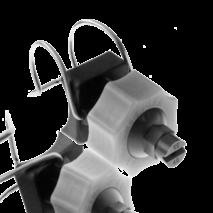 Поворотні форсунки серії 676 'Easy-clip'