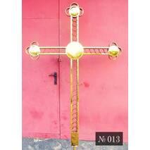 Хрест накупольний № 013