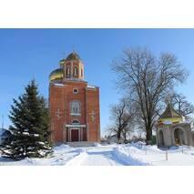 Овальні церковні куполи