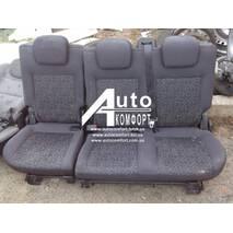 Оригинальные задние сиденья в Fiat Doblo (Фиат Добло)