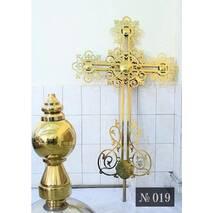 Хрест накупольний № 019