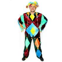 Карнавальний костюм Скоморох