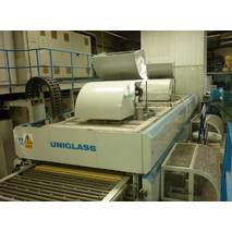 Печь для закалки Uniglass UGC 2100 x 3800 DOUBLE CHAMBER LOW E