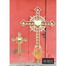 Хрест накупольний № 015