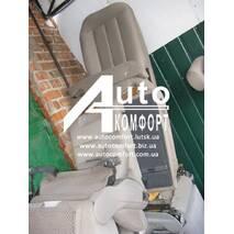 Сиденья из Audi A6 (Ауди А6)