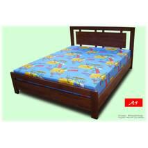 Кровать из натурального дерева Л1