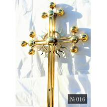 Хрест накупольний № 016