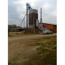 Зерносушарка шахтна ЗСШ-20