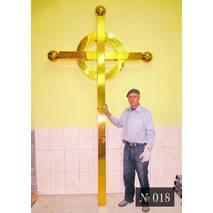 Хрест накупольний № 018