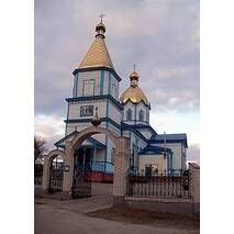 Конические купола для православних церков