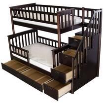 Кровать-трансформер для троих «ВИКА»