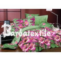 Комплект постельного белья из сатина семейный размер