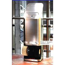 Машинка для чищення взуття офісна QUADRO PLUS