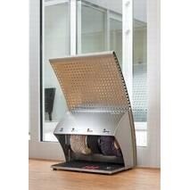 Машинка для чищення взуття офісна PoliSwing (метал)
