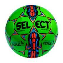 М'яч для футзалу Select Futsal Master white (новий дизайн)