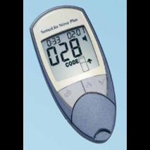 Говорящий глюкометр  SensoLite Nova Plus (для людей с ослабленным зрением) + 25 тест-полосок