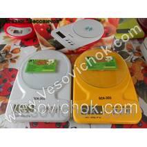 Кухонные весы без чаши SCA 301