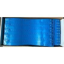 Вінілові браслети вузькі 16 мм