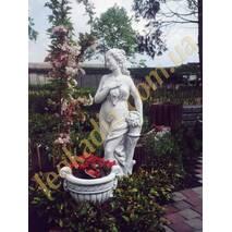 Женщина с виноградной гроздью Арт. №271