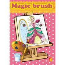 Magic brush. Принцесси