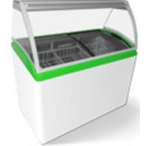 Морозильная витрины для мороженого M400 SL  Juka