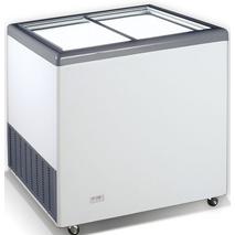 Морозильный сундук EKTOR 26 SGL  CRYSTAL