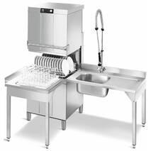Купольная посудомоечная машина Smeg CWC610